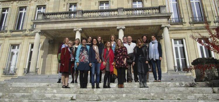 Profesoras de la UCA participan en el proyecto 'TRAILs' de una escuela de verano para docentes LFE en Zagreb