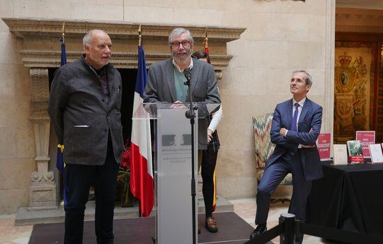 Premio Choix Goncourt de España